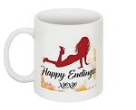 Happy Endings XoXo Coffee Mug